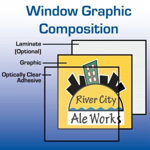 window graphic composition web