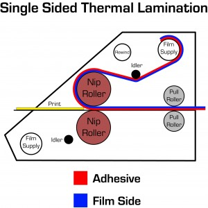 web diagram - 1 sided thermal
