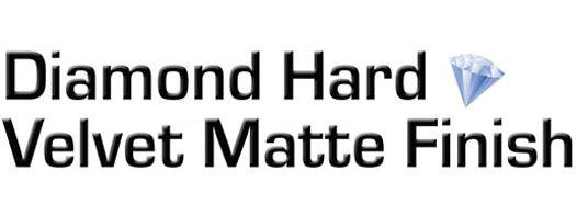 Diamond Hard Velvet Matte