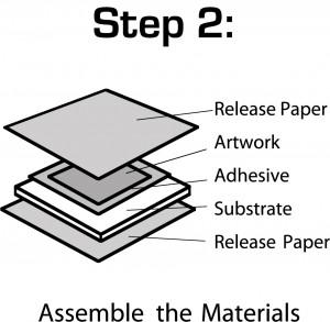 mount step 2