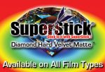Diamond Hard Velvet Matte Laminating Film Logo