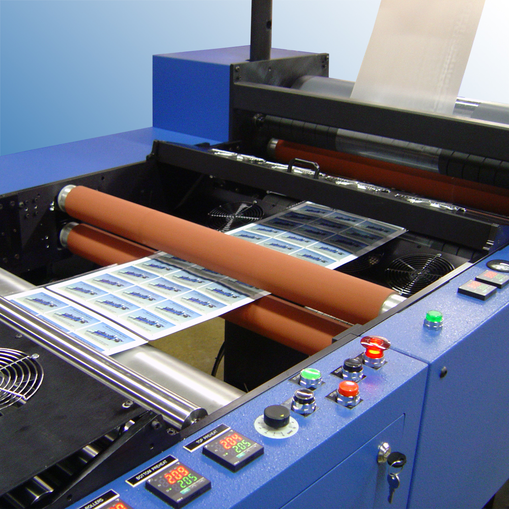 Double Kote Card Automated Lamination System D Amp K Group
