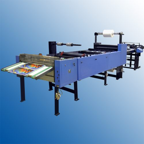 Double Kote High Speed Laminator