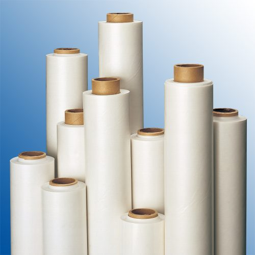 thermal dry mount adhesive