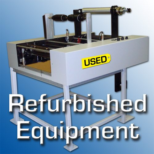 refurbished laminating equipment